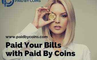 PAID BY COINS