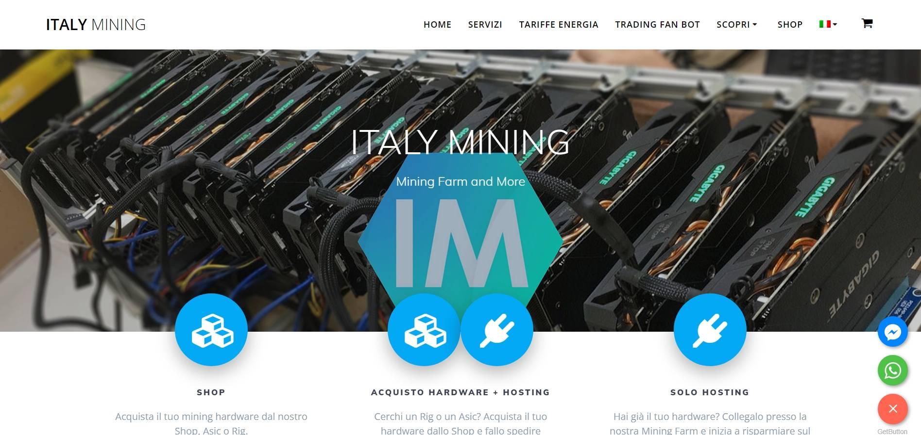 Italy Mining