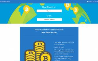 Buy Bitcoin Worldwide