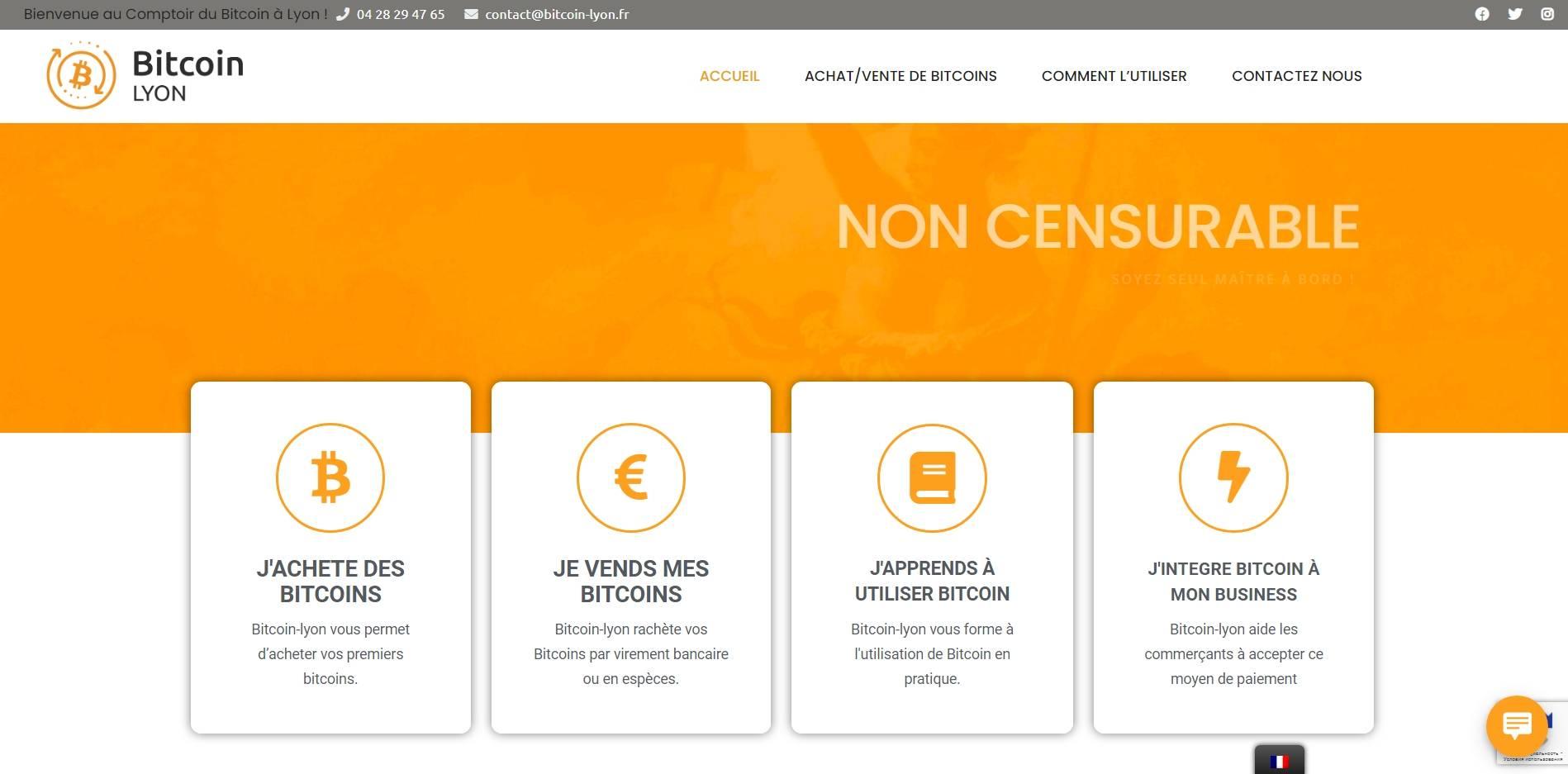 Bitcoin-lyon