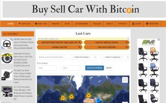 Buy Sell Car With Bitcoin