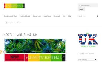 420 Cannabis Seeds