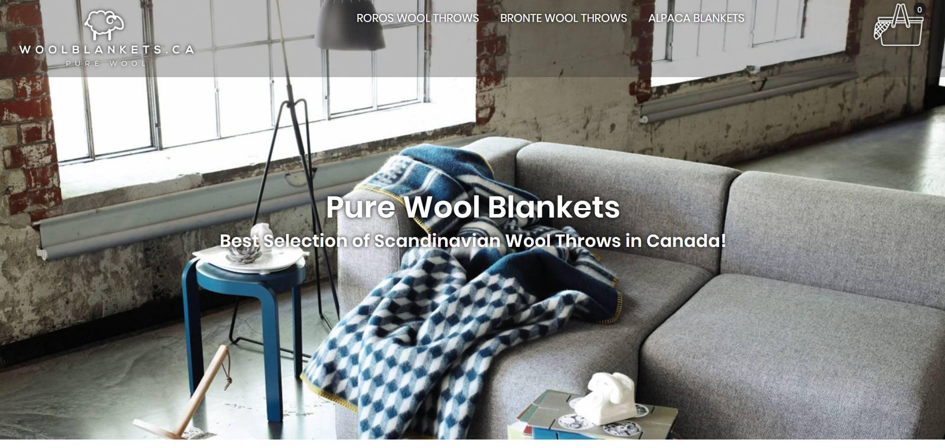woolblankets.ca