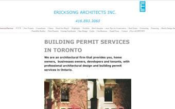Ericksong Architects