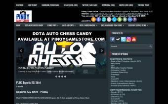 Pinoy Game Store