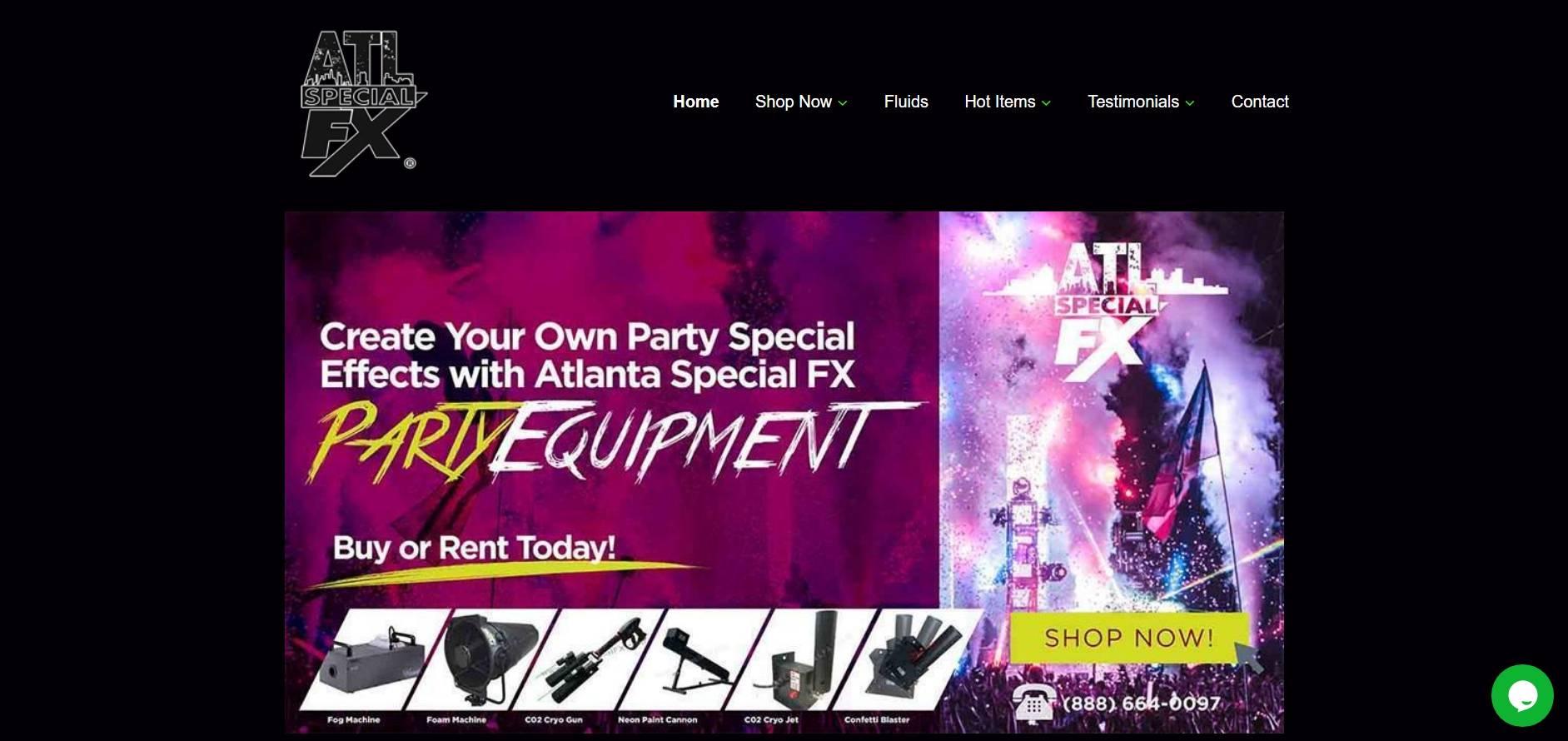 Atlanta Special FX