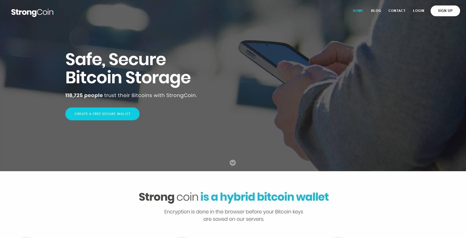 StrongCoin