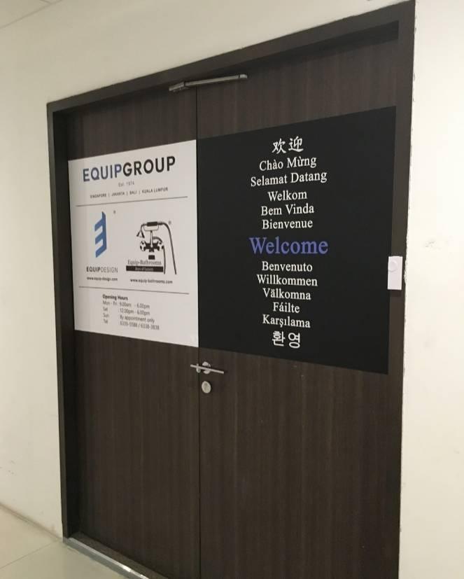 Equip-Bathrooms
