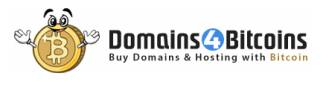 Domains4Bitcoins