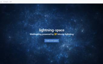 Lightning-Space
