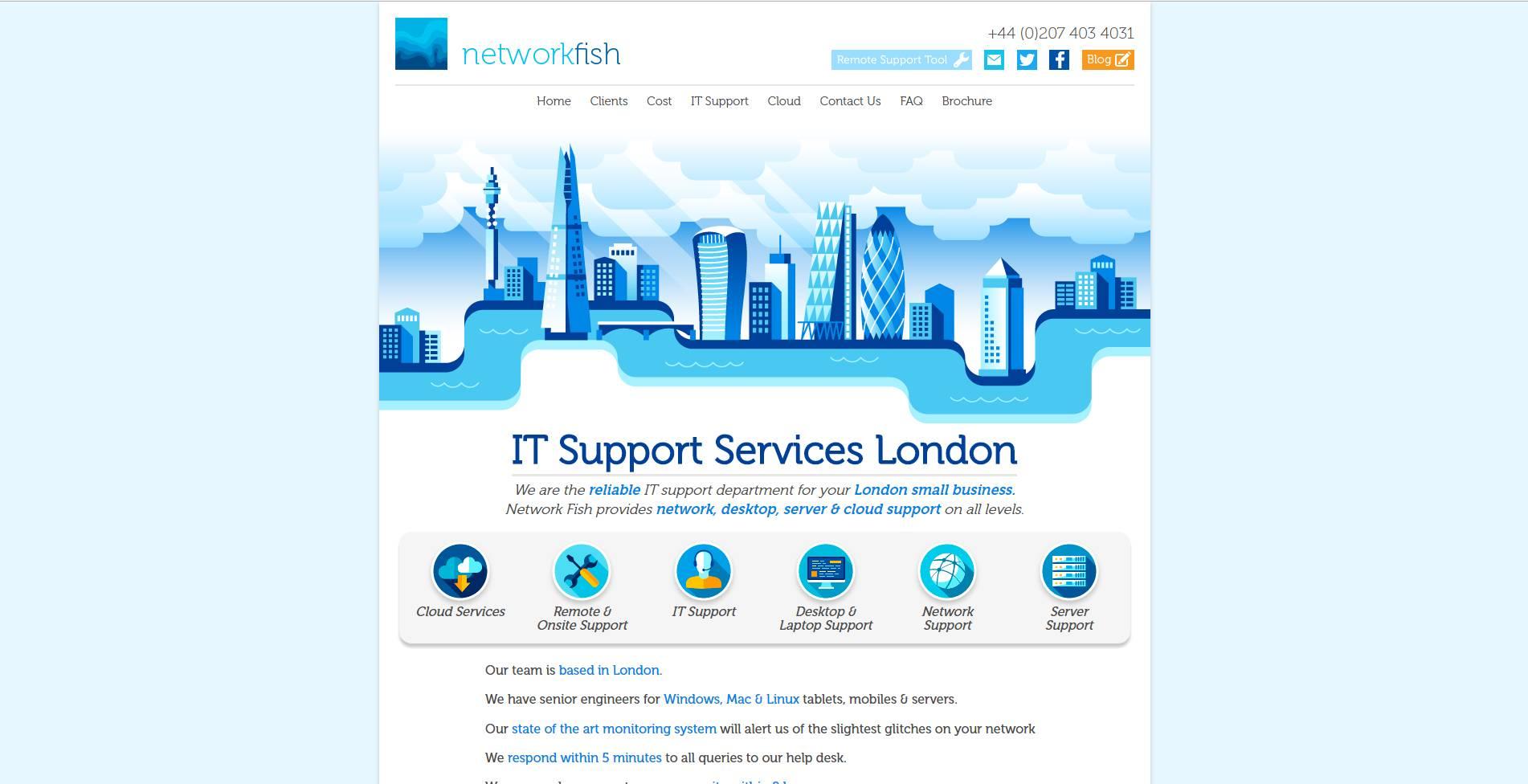 NetworkFish