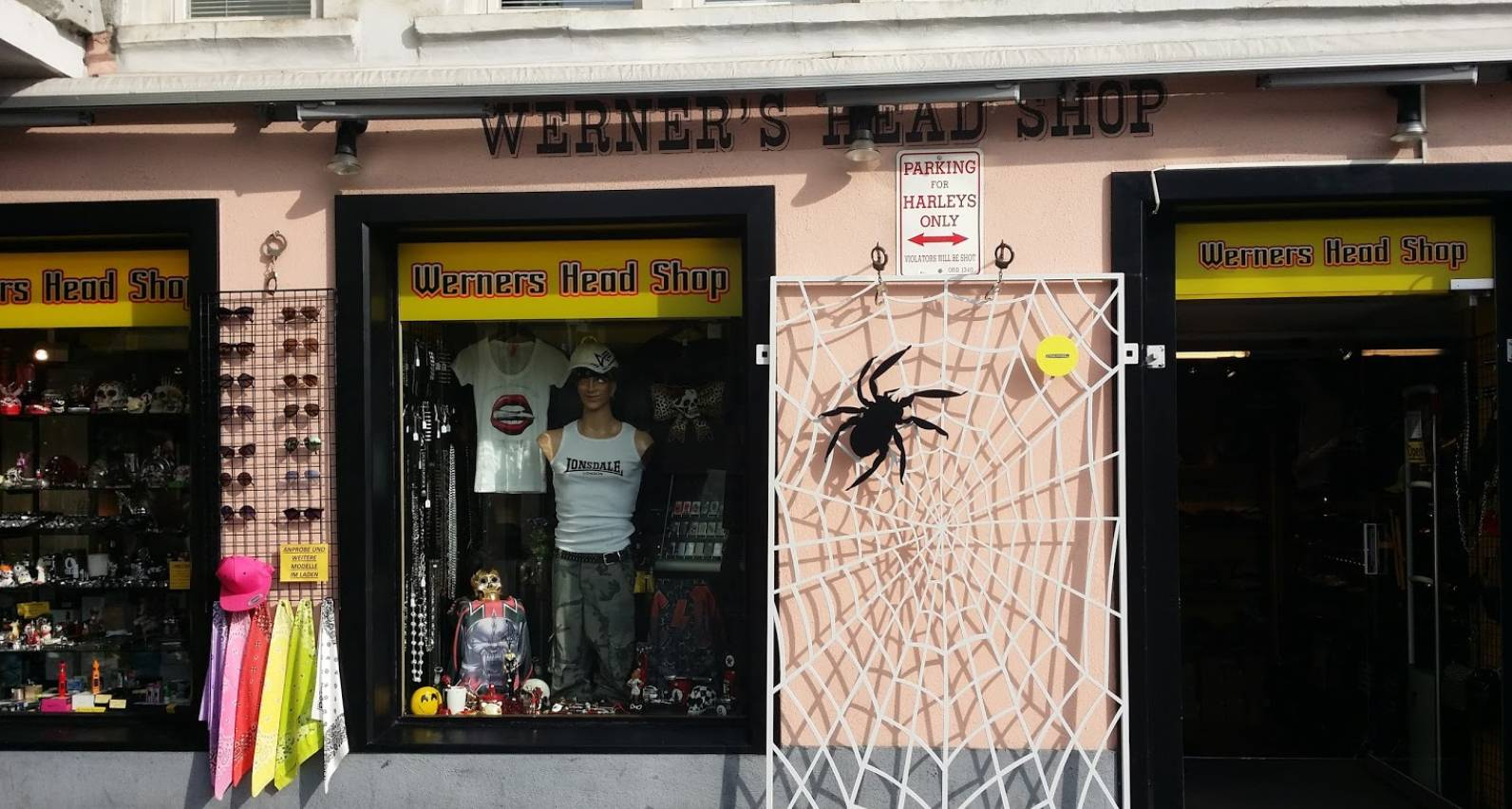Werners Head Shop