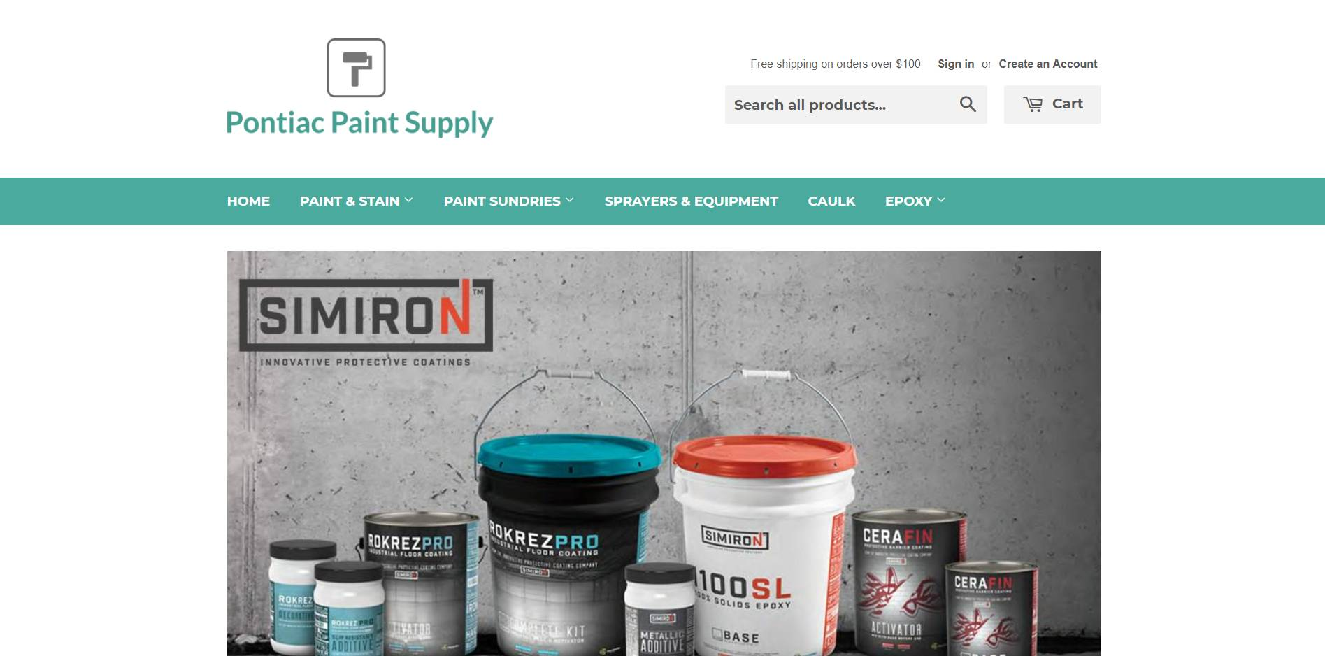 Pontiac Paint Supply