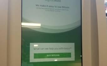 Bitcoin ATM Digital Mint