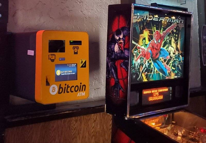 Cryptocurrency ATM BATM Tempe