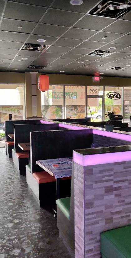 Hibachi Express Highland City