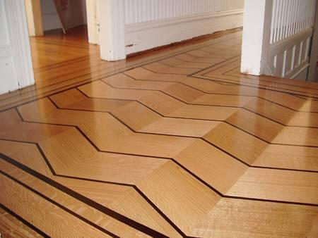 Inlaid Floor