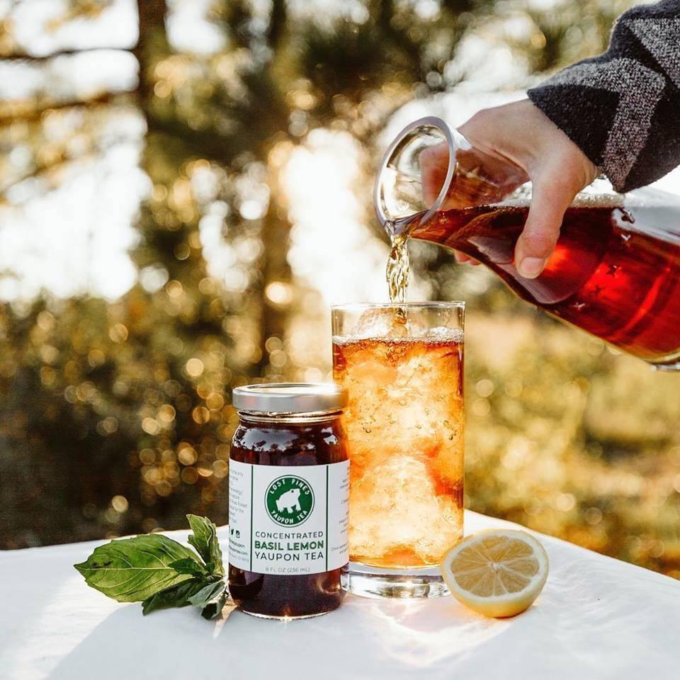 Lost Pines Yaupon Tea